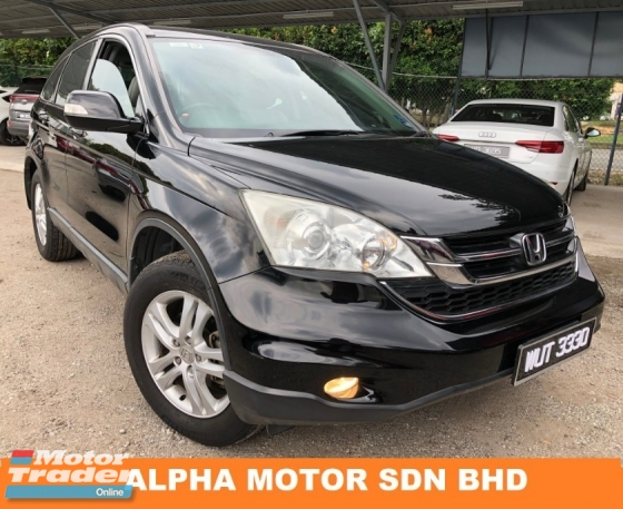 2010 HONDA CR-V 2.0 (A) CRV FACELIFT LEATHER SEAT