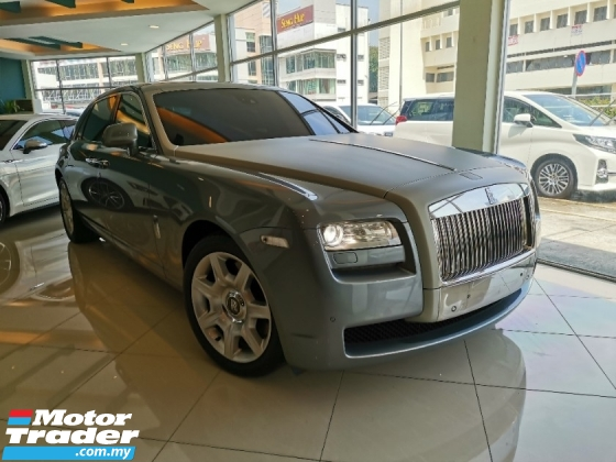2012 ROLLS-ROYCE GHOST {Excellent Condition} Just Buy & Use {No Repair Needed} Rolls Royce Bentley Phantom Wraith Dawn