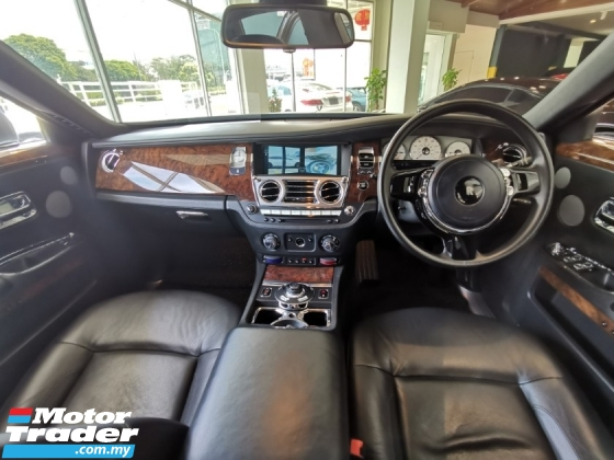 2012 ROLLS-ROYCE GHOST ACTUAL YEAR MADE 2012 Rolls-Royce Ghost 6.6 EWB* IMMACULATE CONDITION* BENTLEY PHANTOM WRAITH DAWN