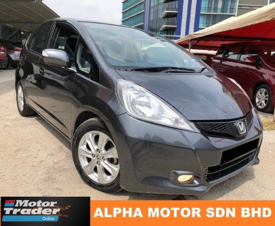 2012 HONDA JAZZ 1.5 i-VTEC (A) NEW NUMBER BPX 5566