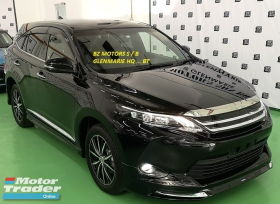 2014 TOYOTA HARRIER 2014 TOYOTA HARRIER 2.0A ELEGANCE ORIGINAL FROM JAPAN UNREG CAR SELLING PRICE ( RM 143,000.00 NEGO )