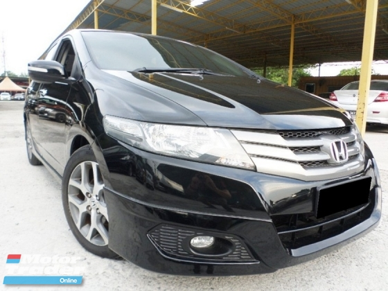 2010 HONDA CITY  E (A) PADDLE SHIFT, FULL BODYKIT