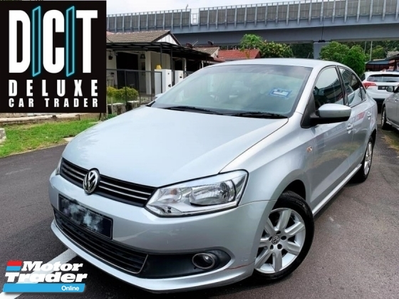 2015 VOLKSWAGEN POLO POLO SEDAN DEMO CAR UNIT FULL SERVISE RECORD 22KM ONLY LIMITED STOCK NOW