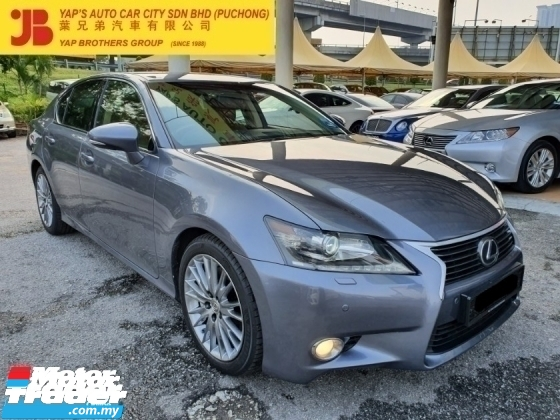 2012 LEXUS GS350 LUXURY CBU FULL SPEC