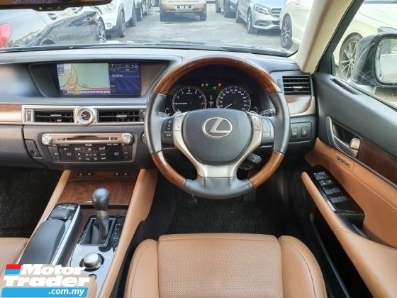 2012 LEXUS GS350 LUXURY CBU FULL SPEC