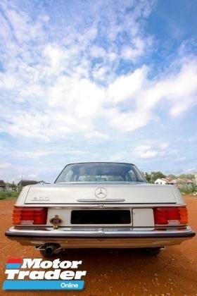 1987 MERCEDES-BENZ W115 All Variant