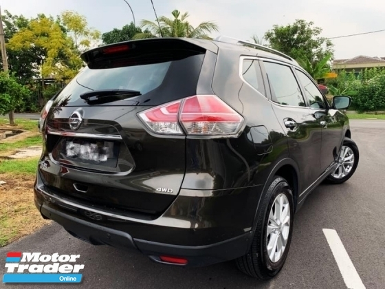 2017 NISSAN X-TRAIL 2.5L IMPUL 360 CAMERA FULL LEATHER SEAT DEMO CAR CONDITION ONE MALAY OWNER