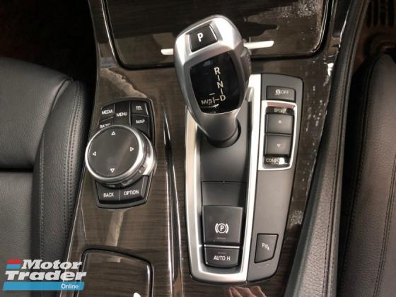 2014 BMW 5 SERIES 520i 523i M Sport 2.0 Twin Turbocharged Pre Collision Lane Departure Assist Memory Seat Sport Plus Eco Pro Selection Multi Function Paddle Shift Bi-Xenon Smart Entry Reverse Camera Bluetooth Connectivity Unreg