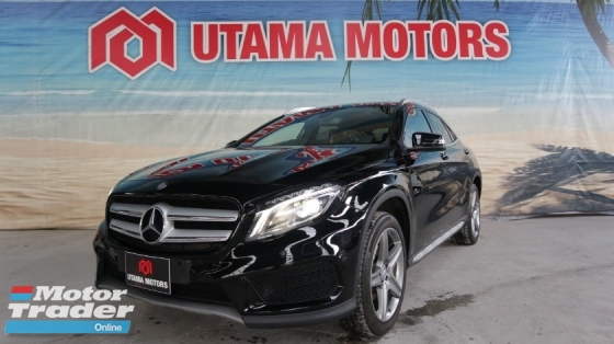 2016 MERCEDES-BENZ GLA 250 PANORAMIC ROOF ELECTRIC SEATS MERDEKA SALE DISCOUNT UP TO 70K
