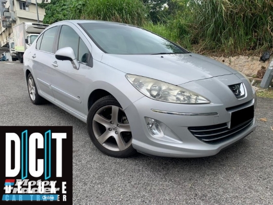 2015 PEUGEOT 408 2.0 SDN 5EAT PREMIUM HIGH SPEC ONE OWNER TIPTOP CONDITION LIKE NEW CAR SHOWROOM