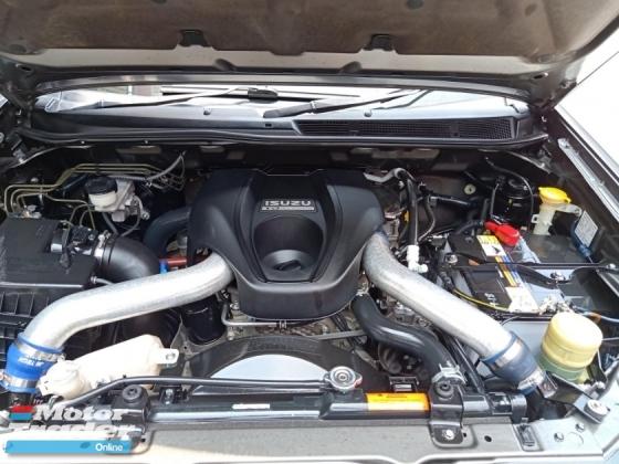 2013 ISUZU D-MAX 2.5 4x4 (A)DMAX POWERFULL TURBO FULL SPEC