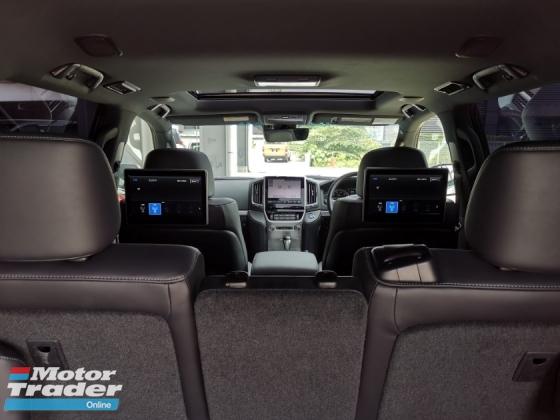 2017 TOYOTA LAND CRUISER ZX G Frontier Full Spec Unreg Sale Offer