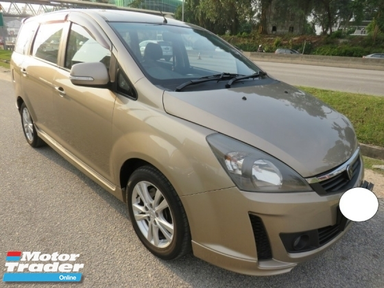 2014 PROTON EXORA 1.6 (A) H-LINE Original Full Spec One Owner 100% Accident Free Full Bodykit Leather Seat High Loan Tip Top Condition Must View