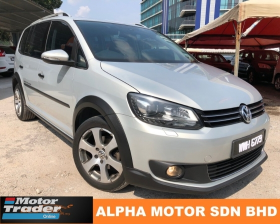 2011 VOLKSWAGEN TOURAN 1.4 (A) CROSS TOURAN NEGO