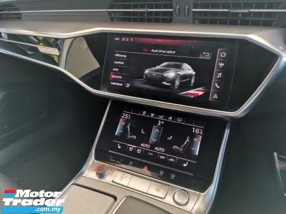 2018 AUDI A7 SPORTBACK 3.0L V6 55 TFSI 7AT AWD (340 HP). NEW FACELIFT. GENUINE MILEAGE. HIGHEST GRADE CAR.