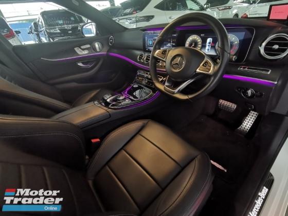2016 MERCEDES-BENZ E-CLASS E250 AMG