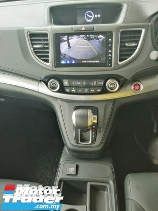 2016 HONDA CR-V CR-V B VERSION