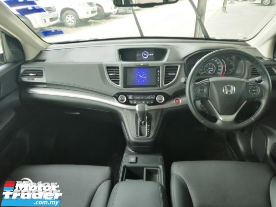 2016 HONDA CR-V CR-V
