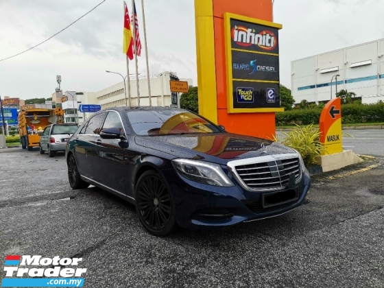 2015 MERCEDES-BENZ S-CLASS UNDER WARRANTY UNTIL 2023. S400L CKD. EXCELLENT CONDITION. JUST BUY n USE. NO REPAIR NEEDED S400 L