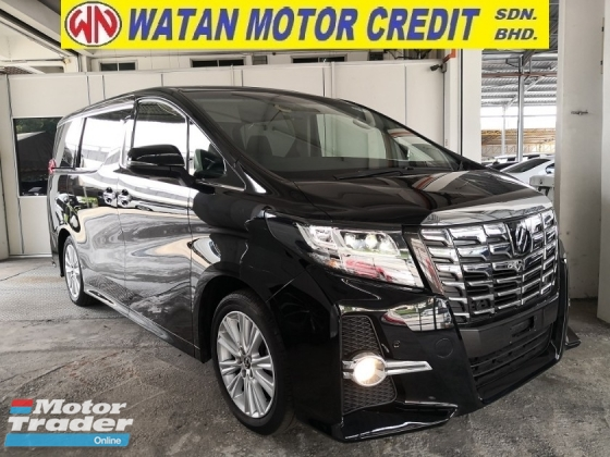 2016 TOYOTA ALPHARD 2.5 SA JBL THEATRE 360 CAM SUNROOF PRE CRASH JAPAN UNREG