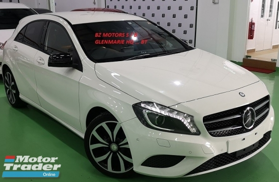 2014 MERCEDES-BENZ A-CLASS 2014 MERCEDES BENZ A180 1.6 SE UNREG JAPAN SPEC  CAR SELLING PRICE ONLY ( RM 113,000.00 NEGO )