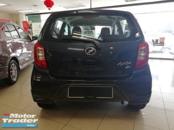 2019 PERODUA AXIA Perodua Axia G merdeka promotion