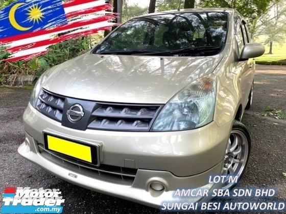 2011 NISSAN GRAND LIVINA IMPUL 1.6L (A) 1 OWNER SALE