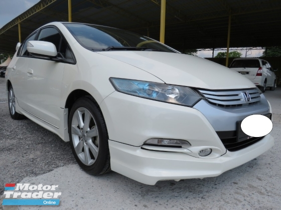 2013 HONDA INSIGHT 1.3 (A) Hybrid Full Mugen Bodykit One Owner 100% Accident Free High Loan Tip Top Condition Must View
