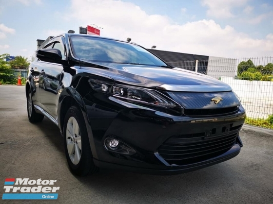 2015 TOYOTA HARRIER 2.0 ELEGANCE SPEC : PANORAMIC ROOF , JBL , RED INTERIOR [ 4 YEARS WARRANTY , MERDEKA SPECIAL DEAL] LOWEST PRICE IN TOWN