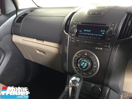 2013 CHEVROLET COLORADO 2.8 Diesel (A) LTZ 4X4 Crew Cab Edition