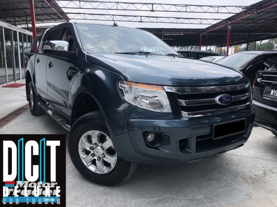 2015 FORD RANGER 2.2 XLT 4WD NEVER OFF ROAD CAR DOUBLE CAB 4WD