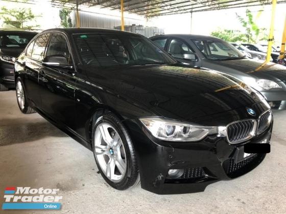 2015 BMW 3 SERIES 320d m sport