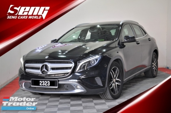 2015 MERCEDES-BENZ GLA GLA200 GLA 200 1.6 Mileage-37K 1own