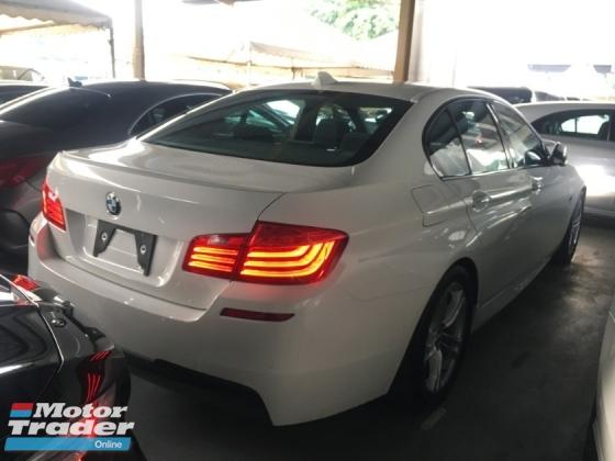 2014 BMW 5 SERIES 528i 523I 2.0 M SPORT SEDAN FACELIFT JAPAN SPEC LIKE NEW
