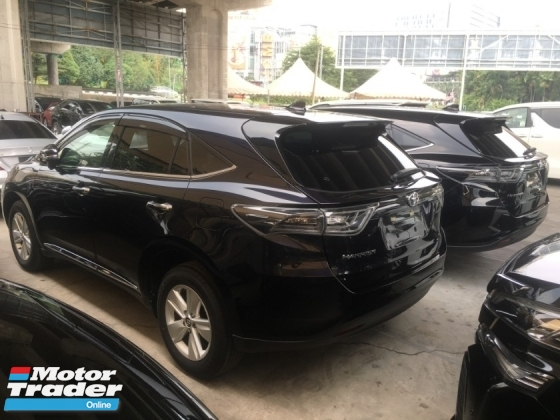 2016 TOYOTA HARRIER HARRIER PREMIUM ELECAND SUV POWER BOAT FULL VIEW CAMERA