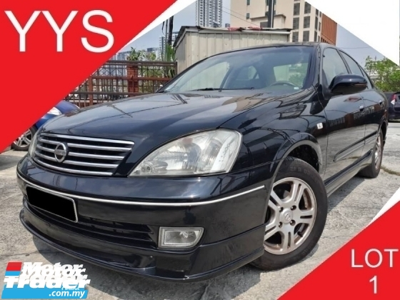 2005 NISSAN SENTRA 1.8 (A) NISMO NEW FACELIFT LEATHER SEAT KEPT WELL GOOD CONDITION YEAR END PROMOTION PRICE.