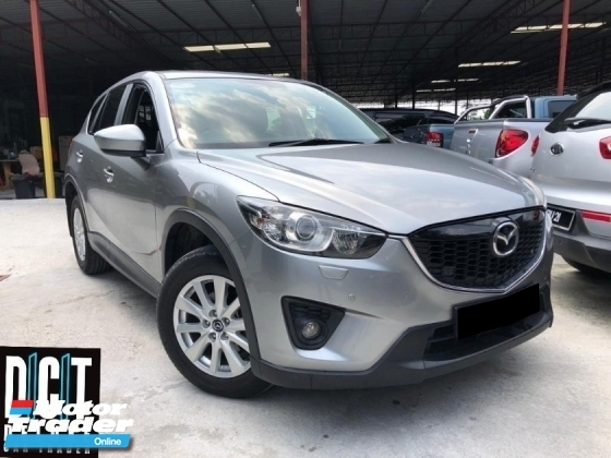 2015 MAZDA CX-5 2.0L SUNROOF PREMIUM HIGH SPEC ONE OWNER LOW MILEAGE TIPTOP LIKE NEW CAR