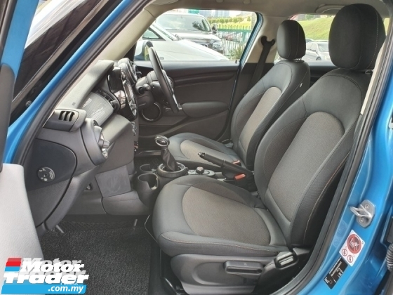 2015 MINI 5 DOOR Cooper 1.5 Turbo (A) CBU