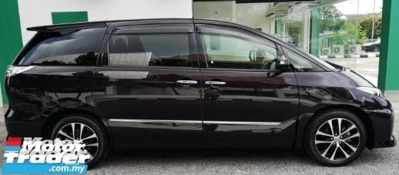 2015 TOYOTA ESTIMA 2014 TOYOTA ESTIMA 2.4 AERAS PREMIUM JAPAN SPEC UNREG CAR SELLING PRICE ( RM 147000.00 NEGO ) BLACK