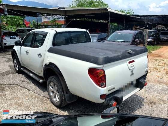 2009 MITSUBISHI TRITON 3.2 PREMIUM HIGHEST SPEC BLACKLIST BOLE LOAN(AUTO)2009.10 Only 1 UNCLE Owner, 98K Mileage, BOX BELAKANG BIG TAYAR SPORTRIM HONDA TOYOTA NISSAN MAZDA PERODUA MYVI AXIA VIVA ALZA SAGA PERSONA EXORA ERTIGA VIOS YARIS ALTIS CAMRY VELLFIRE CITY ACCORD CIVIC