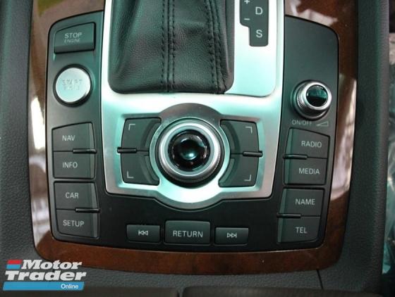 2011 AUDI Q7 3.0TFSI QUATTRO (PETROL) (FULL LUXURY SPECS)