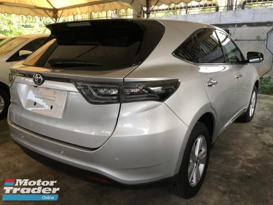 2017 TOYOTA HARRIER HARRIER PREMIUM ELEGANCE SUV POWER BOAT P-ROOF FULL VIEW CAMERA