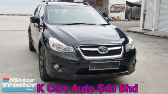 2015 SUBARU XV 2.0 (A) AWD Low 59k Km Mileage Good Condition Never Accident Before No Repair Need Worth Buy