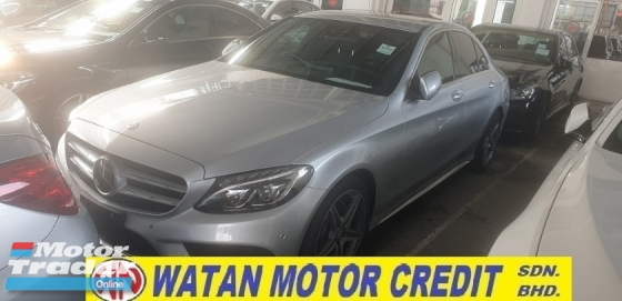 2014 MERCEDES-BENZ C-CLASS C200 AMG ACTUAL YEAR MAKE 2014 NO HIDDEN CHARGES