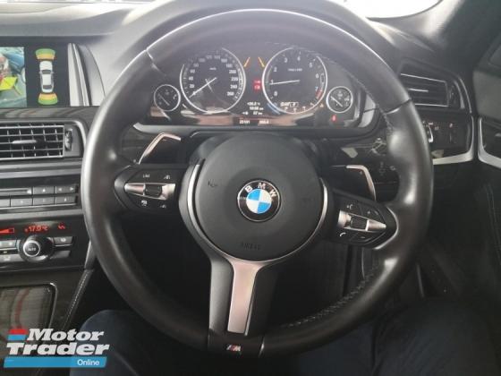 2014 BMW 5 SERIES 520i M SPORT TWIN POWER TURBO JAPAN UNREG
