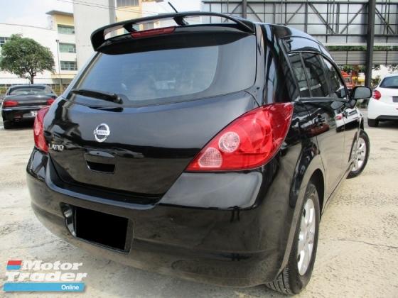 2008 NISSAN LATIO 1.6L Hatchback (A) OriPaint
