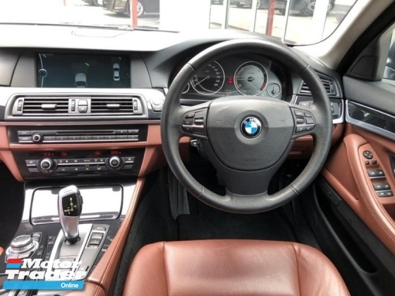 2014 BMW 5 SERIES 520D M-SPORT HIGH SPEC LOCAL SPEC ONE DOCTOR OWNER LIKE NEW