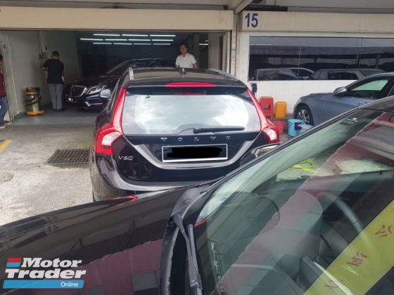2013 VOLVO V60 1.6 T4 (A) BEST DEAL