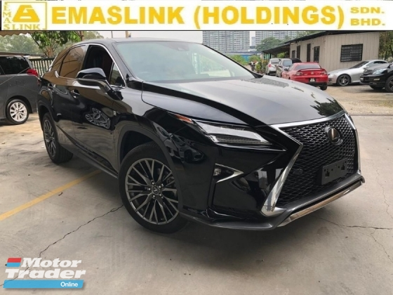 2016 LEXUS RX 200t head up display power boot 20 sport rim sunroof reverse and side camera free warranty