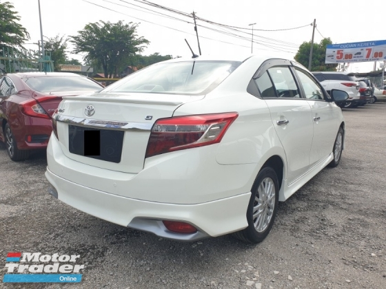2014 TOYOTA VIOS 1.5G (A) NEW ARRIVAL BIG CRAZY SALES NOW